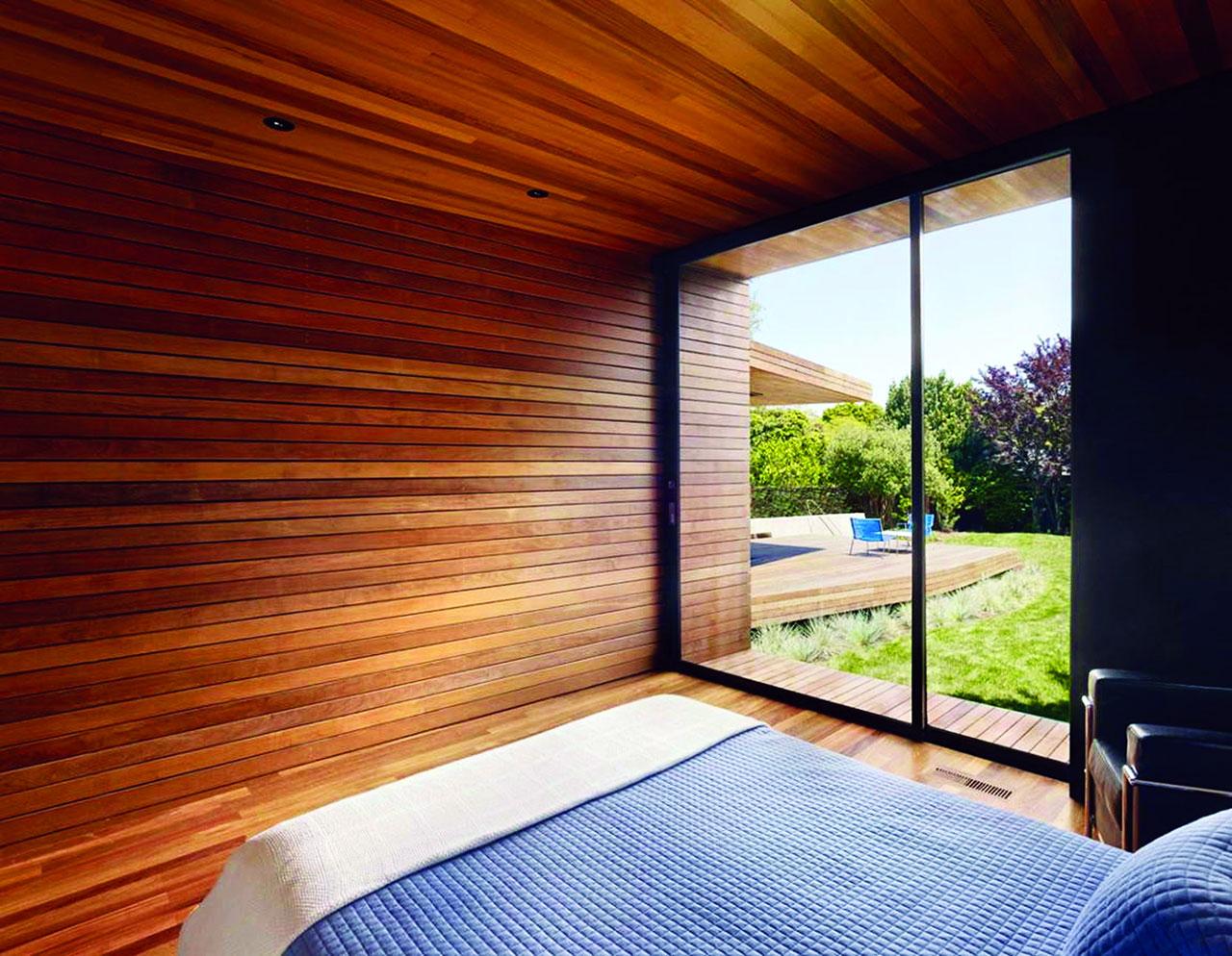 Деревянные панели на стену: виды, достоинства, особенности о.